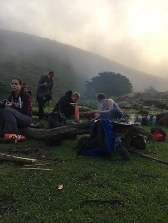 Quetzaltrekkers - Day Tours: Breakfast with the sunrise