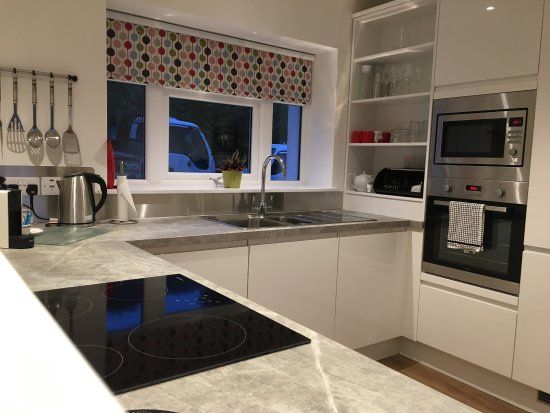 Blackawton, UK: Kitchen