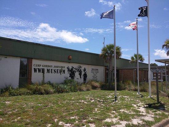 Camp Gordon Johnston Museum: photo0.jpg