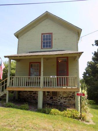 Mohawk, MI: Restored home