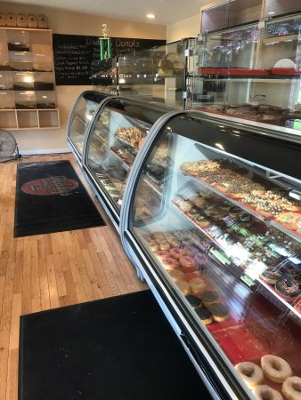 Middletown, نيويورك: Daddy's Donuts And Bakery