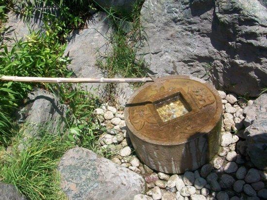 Fuente De Agua Picture Of Jardin Del Corazon La Serena Tripadvisor - Fuentes-agua-jardin