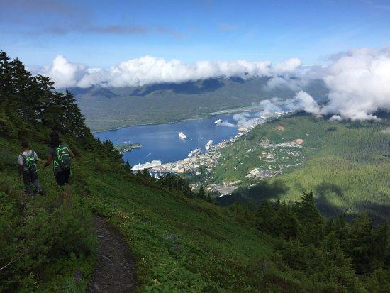 Deer Mountain Trail : Views