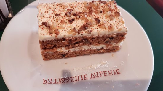 New Carrot Cake Slice
