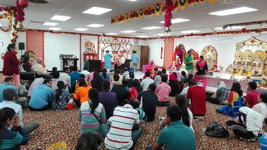 Sunnyvale Hindu Temple & Community Center - Picture of Sunnyvale