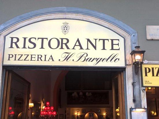 Il Bargello: Taken from outiside