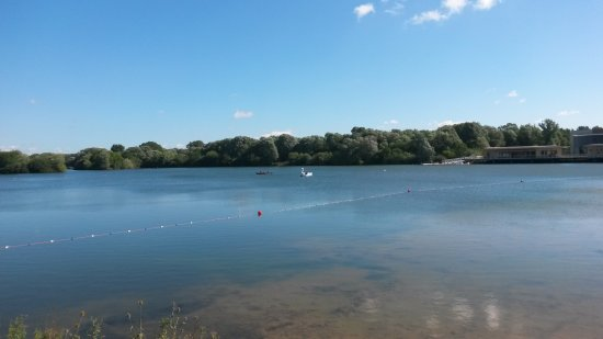 Ditchford Lakes and Meadows Nature Reserve