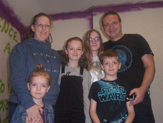 Athlone, Irland: Family Fun !
