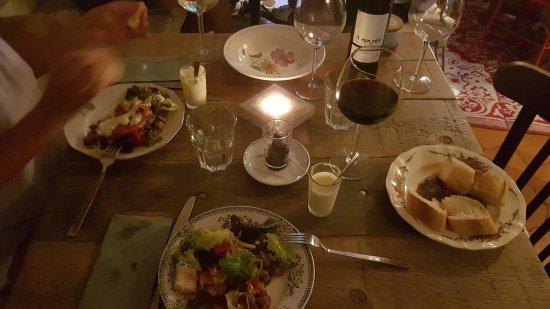 Molleges, Francia: Bistrot Chez Ju