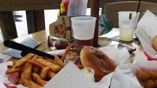 Ellenton, FL: Burger