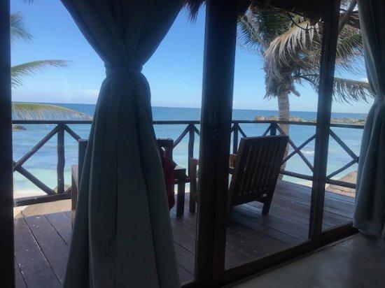 El Pez Colibri Boutique Hotel: View from Beach House 2