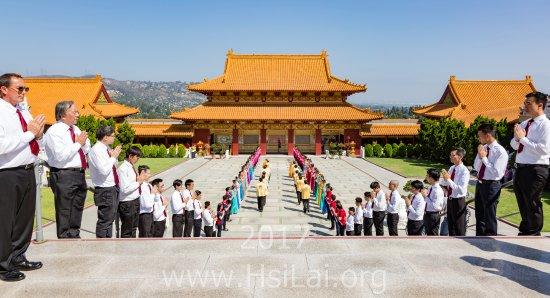 Hacienda Heights, Καλιφόρνια: Sangha Day Celebration
