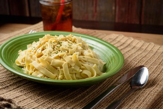 Warsaw, IN: True Midwest favorite our chicken 'n noodles are a favorite!