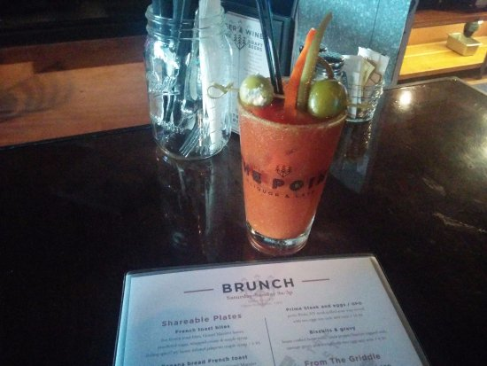 Burien, Waszyngton: Open for Brunch Saturday and Sundays at 9am