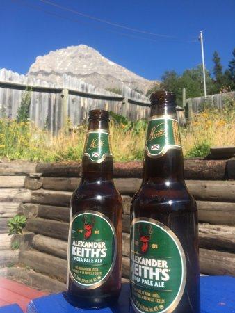 Mt. Burgess Guesthouse: Garden views