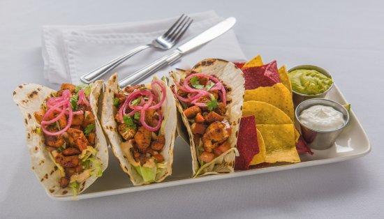 Nelson, Canada: Fish Tacos