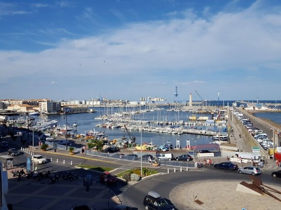 The Town Is Nice Though Picture Of Hotel Port Marine Sete - Hotel port marine sete