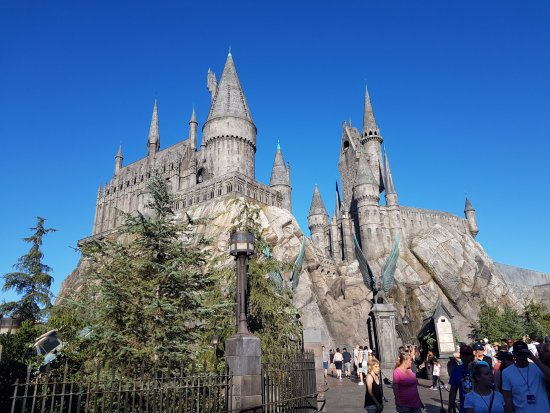 castello di hogwarts picture of universal studios hollywood los angeles tripadvisor. Black Bedroom Furniture Sets. Home Design Ideas