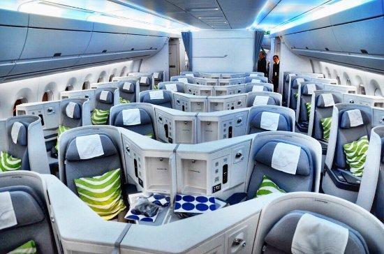 Finnair Business A350 Picture Of Finnair Tripadvisor