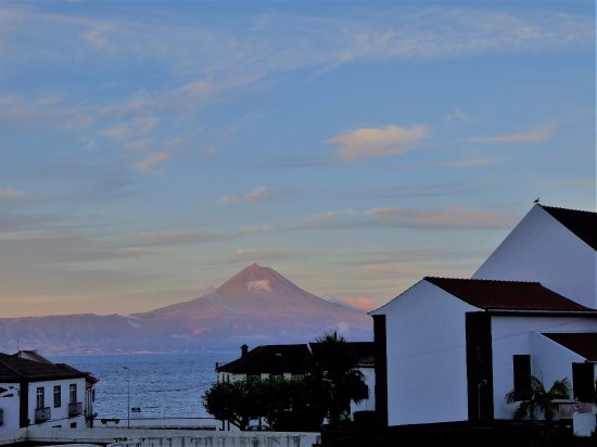 Casa do Antonio: Vista matinal