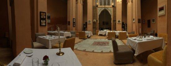 Un de nos meilleur repas à Marrakech