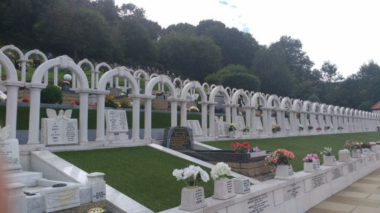 The victims of the Aberfan disaster