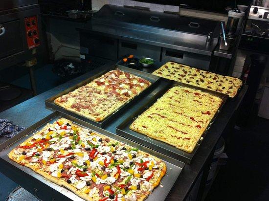 Drummoyne, Australia: Chiswick Pizzeria