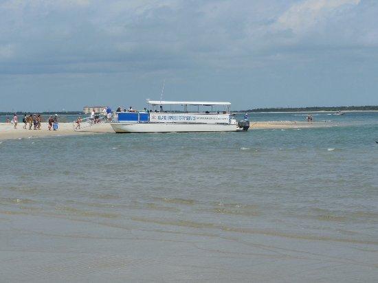 Beaufort, NC: Island Express Ferry