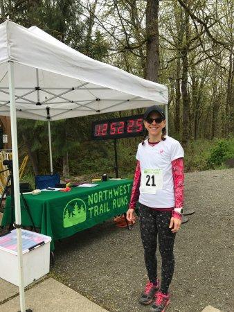 Sammamish, WA: Running event at the park