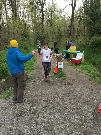 Sammamish, WA: Great location for a small race.