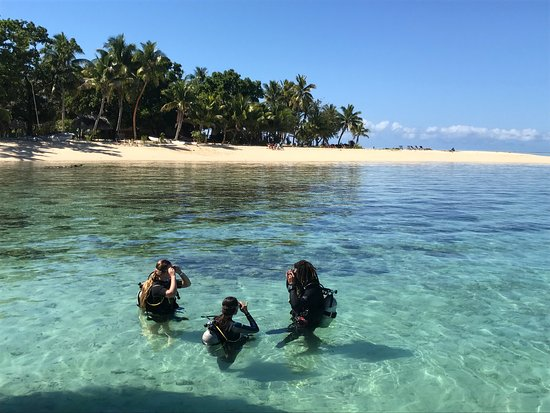 Leleuvia Island, Fiji: Fiji at its best - simply done