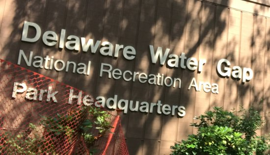Delaware Water Gap National Recreation Area: Headquarters are Closed!
