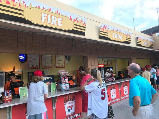 Osceola County Stadium Kissimmee Fl Updated 2018 Top Tips Before You Go With Photos