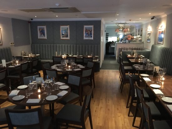 August 2017 Cucina revamp - Picture of Cucina, Leigh-on Sea ...