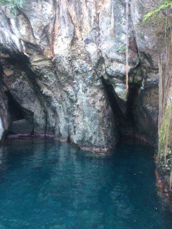 Trois-Ilets, Martinique: la grotte aux chauves-souris