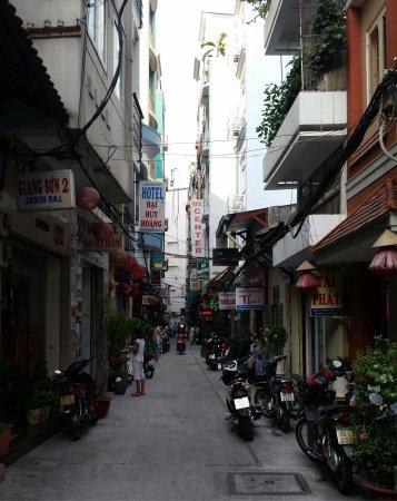 Return visit to Saigon and the Ngoc Linh.