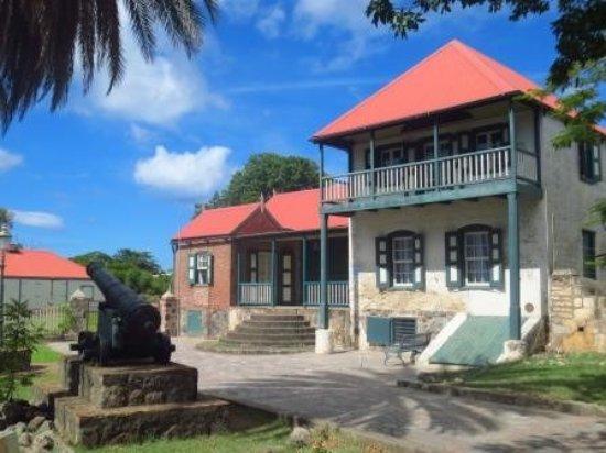 Sint Eustatius: St. Eustatius Historical Museum