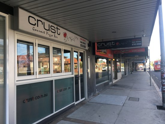 Crust Gourmet Pizza - Concord NSW