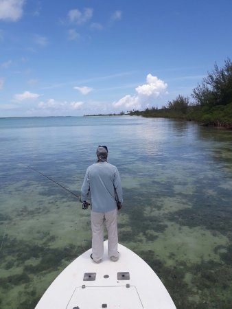 Exuma Bonefishing and Fishing Charters