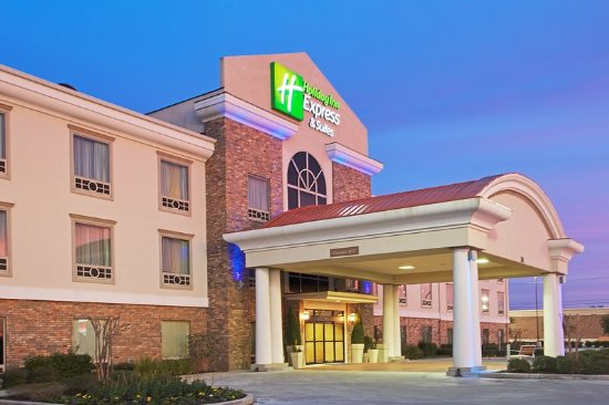 Welcome to the Holiday Inn Express & Suites in Conroe