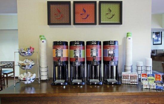 Madison, GA: Tea and Coffee