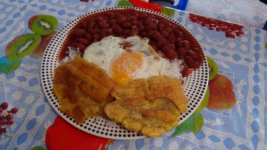 Archaeological Park of Tierradentro: comida