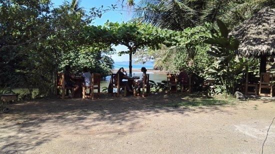 Drakes Kitchen, Casa El Tortugo: En temporada verano...Sunny season...
