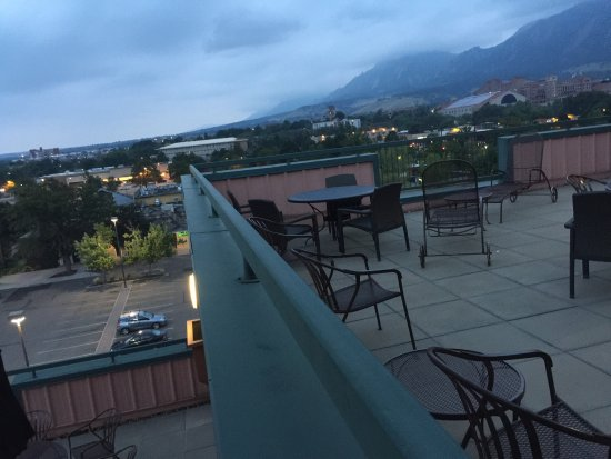Boulder Marriott: I am thoroughly enjoying my extended stay here! So convenient to so much! Great staff, great foo