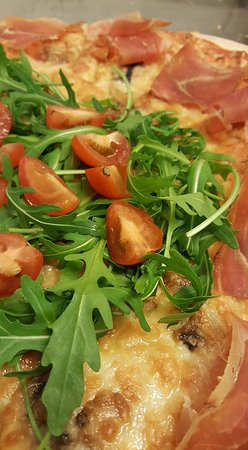Eidsdal, النرويج: Pizza Rustica
