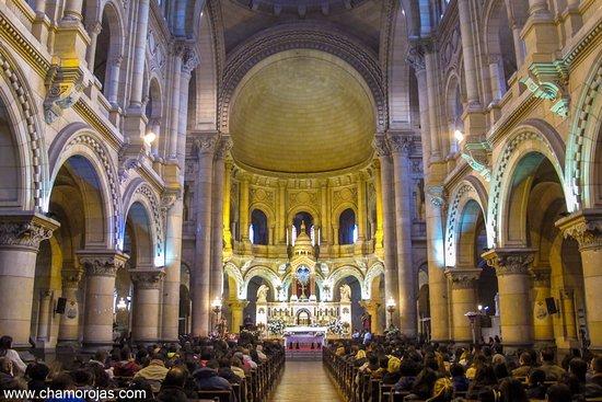 Los Sacramentinos Basilica