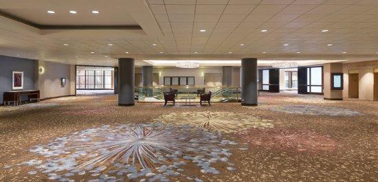 Seattle Westin Hotel Grand Room