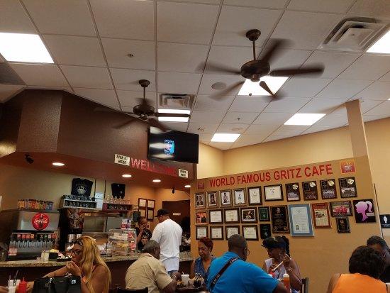 gritz cafe las vegas restaurant avis num ro de