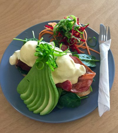 Yorkeys Knob, Australien: Come try our delicious breakfast