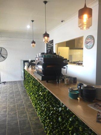 Yorkeys Knob, Australien: Cafe Yorkeys